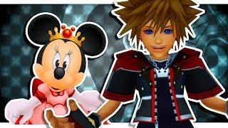 【 KINGDOM HEARTS 2 】Road to Kingdom Hearts 3 *CRITICAL BLIND* - Part 5