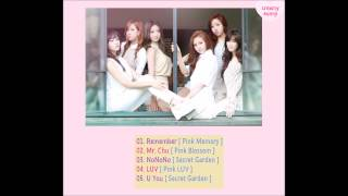 Apink Greatest Hits Mixed (2011-2015)