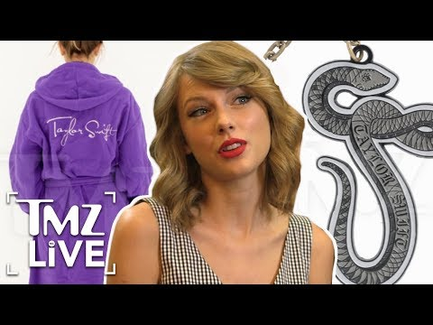 Taylor Swift Is Cashin' In Again! | TMZ Live