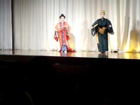 かぎやで風 琉球(沖縄)舞踊