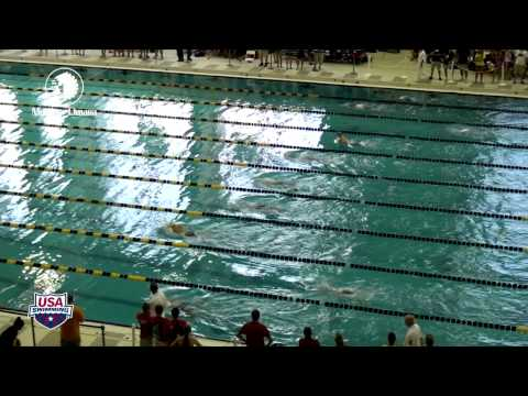 Women s 400m Individual Medley A Final - 2012 YMCA Long Course National Championships