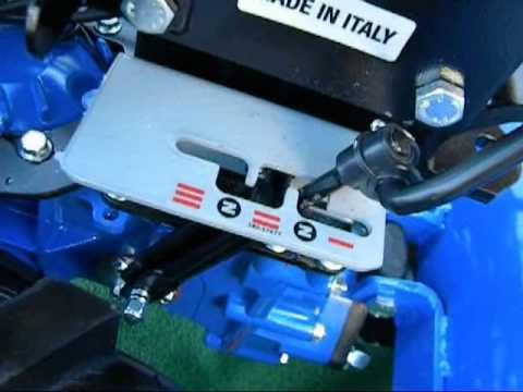MOTOCOLTIVATORE BCS 740 HONDA GX 390 A BENZINA.