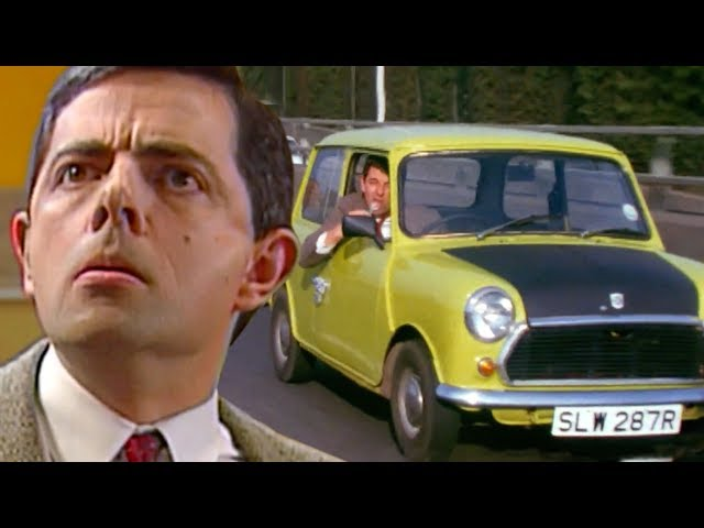 Running Late! | Funny Clips | Mr Bean Comedy thumbnail