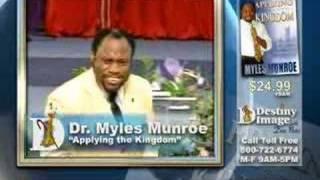 Myles Munroe's book,
