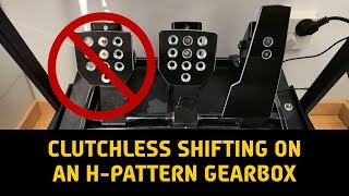 Clutchless Shifting On An H-Pattern Gearbox - Assetto Corsa
