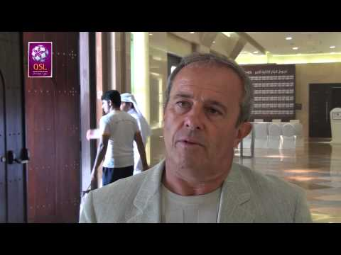 QSL INTERVIEW 4 Al Arabi coach Pierre Lechantre