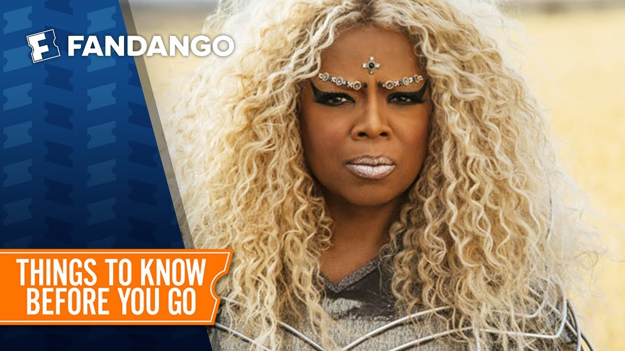 A Wrinkle in Time | Things To Know Before You Go