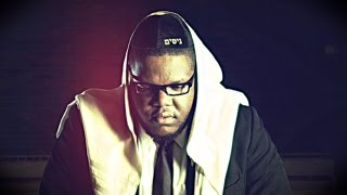 Black Rapper Jewish Convert - Nissim BlackFormerly D Black Interview at Home