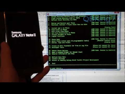 How to Root Samsung Galaxy Note 2 [ALL VARIANTS]