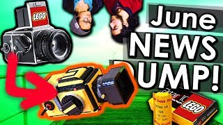LEGO Hasselblad In Stores Soon!? + Digifilm DELAYED!? | Photography News Dump June 2018