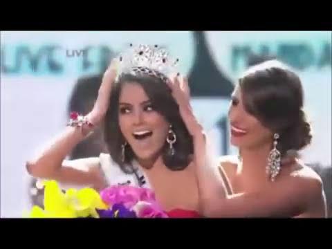Ximena Navarrete Miss Universo 2010