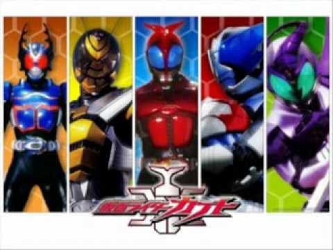 Kamen Rider Kabuto FULL FORCE (Battle Edit)