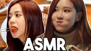 BLACKPINK Eating ASMR (Eating Sounds)