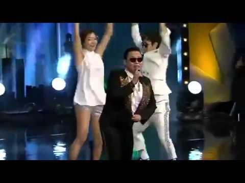 PSY - Gangnam Style on ''Yetenek Sizsiniz Türkiye'' Turkey/Istanbul