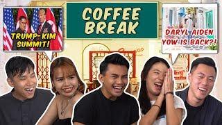 Coffee Break: Singapore's Top 10 Trending News in 2018 (Daryl Aiden Yow, Trump-Kim)