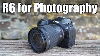 Canon EOS R6 PHOTOGRAPHY review (res, noise, DR, AF, MF, fps, GPS)