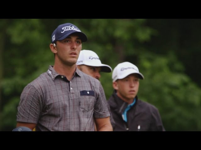 Max Homa's path to the PGA TOUR