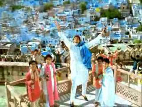 Pepsi Commercial with Amitabh Bachchan and Sachin Tendulkar- Kites, Genesis films