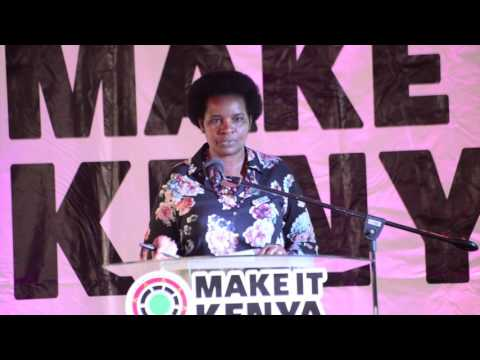 """International brand campaign dubbed """"Make It Kenya,"""" launched"""