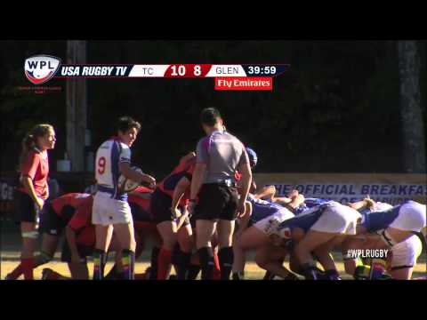2014 WPL Championships - Glendale Raptors vs. Twin Cities Amazons