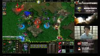 Warcraft 3 | MOON | Pro Nightelf Stream | TeD Cup bo5 vs Fly | 05.17 # 1