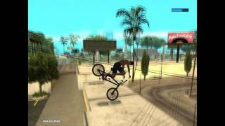 BMX Street Boy - Double Jump Everywhere