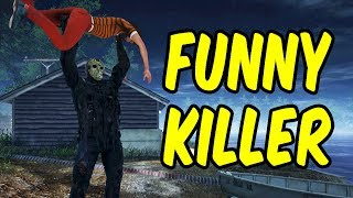 Funny Killer - Friday the 13th Funny Moments