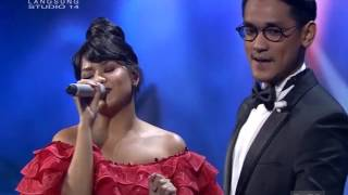 Romantic Duet Afgan Ft Mytha Lestari Percayalah Amazing14 Globaltv