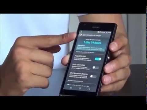UnBoxing del Sony Xperia L y SP (detallado y en español)
