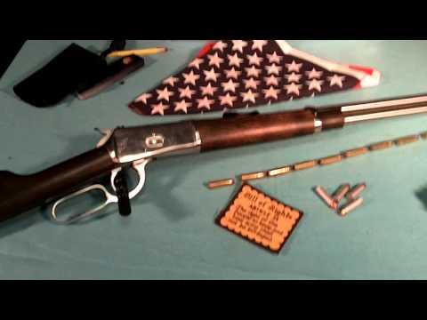 Rossi Puma 38/357 Lever Gun