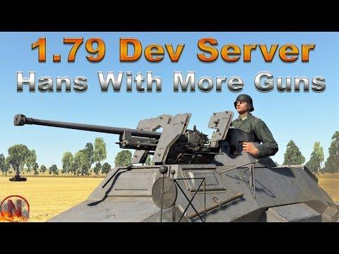 WT || 1.79 Dev Server Overlook Over VEHIKILS thumbnail