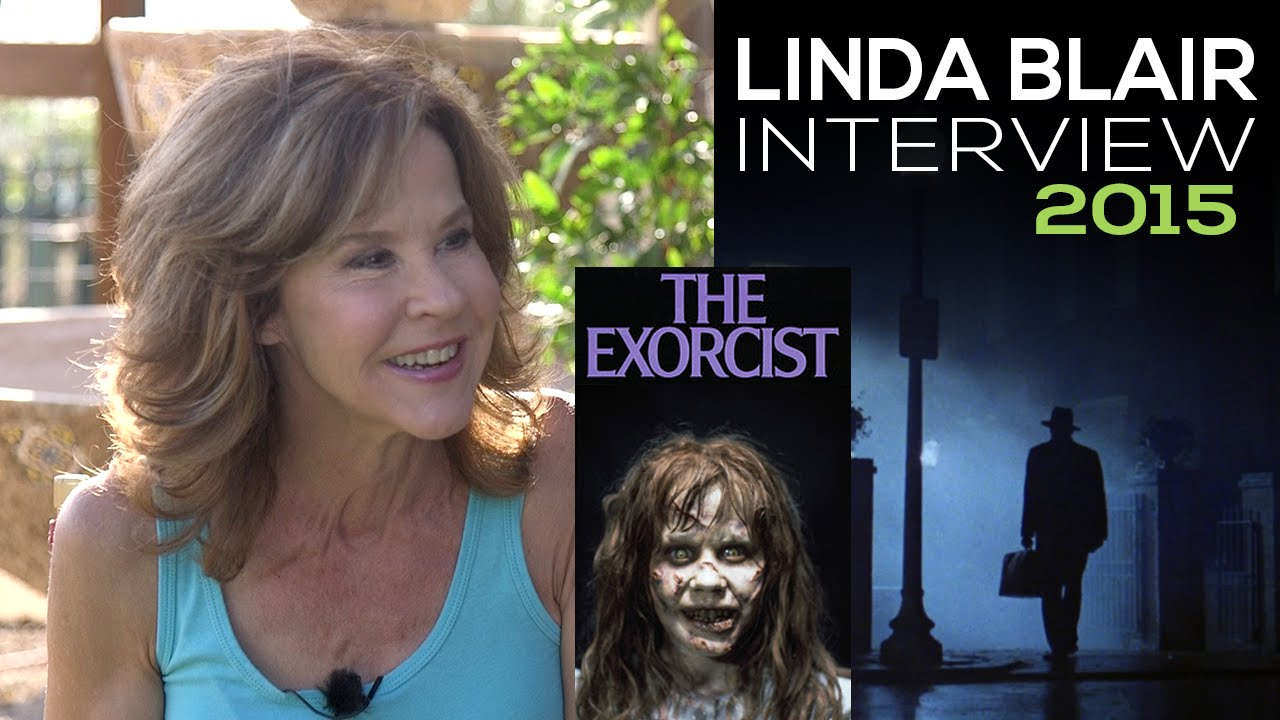 The movie exorcist linda blair