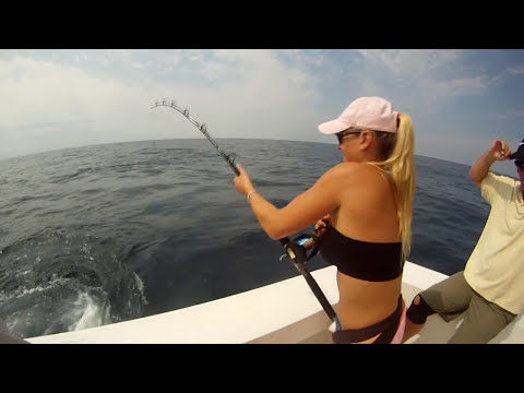 Tuna Fishing GoPro HD