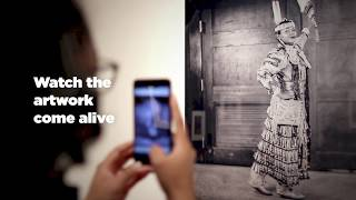 Augment Your Reality at Seattle Art Museum in Double Exposure