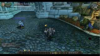 WoW MoP: Draenei Racial Abilties