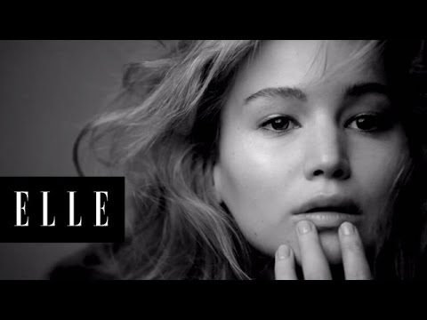 Behind the Shoot: Jennifer Lawrence - ELLE Magazine June 2011