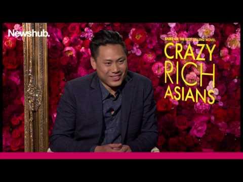 Interview: Jon M. Chu, Director Of Crazy Rich Asians | Newshub