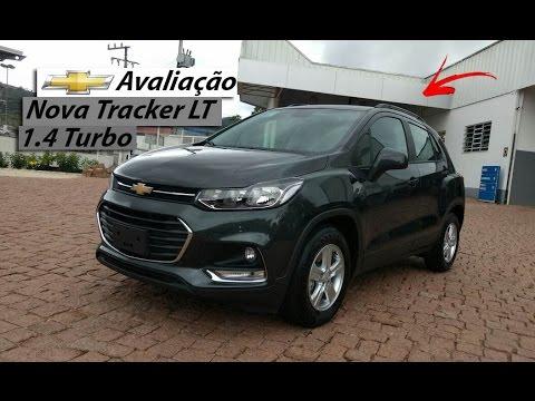 Avaliação   Nova Chevrolet Tracker 1.4 Turbo LT 2017   Curiosidade Automotiva®