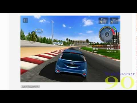 GT Racing Motor Academy Google+ Review (Gameloft)