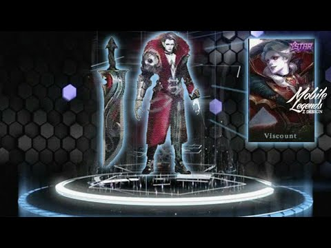 ALUCARD VISCOUNT DRACULA SKIN FIRST LOOK ! | DECEMBER STARLIGHT MEMBER EXCLUSIVE SKIN