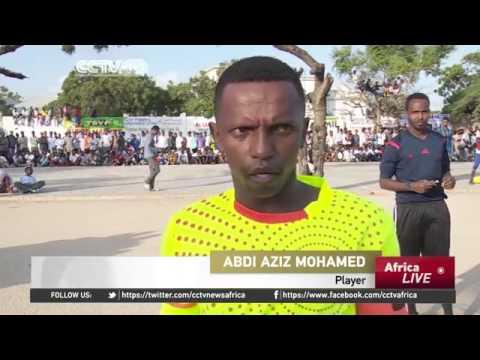 5156 sport CCTV Afrique Football fun in Somalia despite fasting