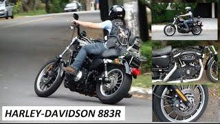 Garagem Moto: Harley-Davidson 883R