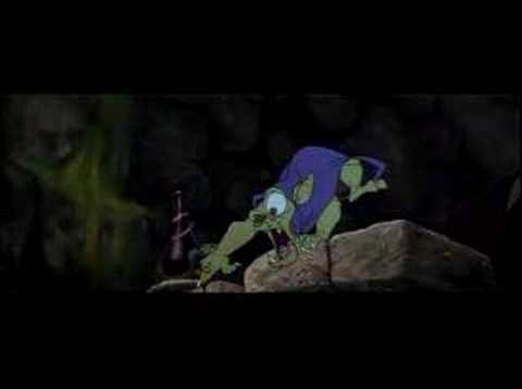 Creeper from Disney's The Black Cauldron