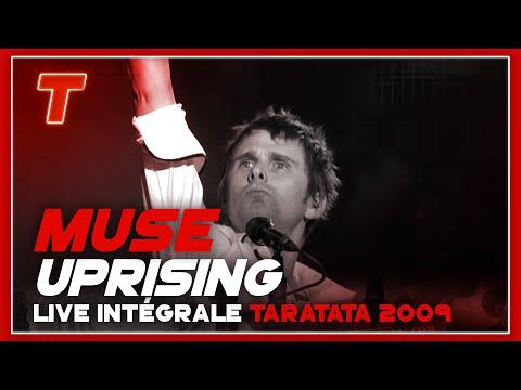 Muse uprising (live On Taratata Oct. 2009) video