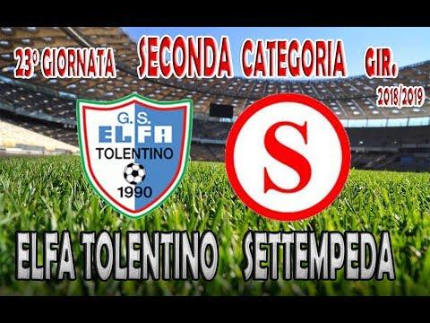 Elfa Tolentino  - Settempeda: Prima sconfitta stagionale. Le migliori azioni del match
