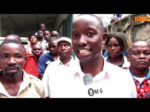 Chadema Jijini Mwanza Wachukua Fomu ya Uchaguzi kwa Mbinde