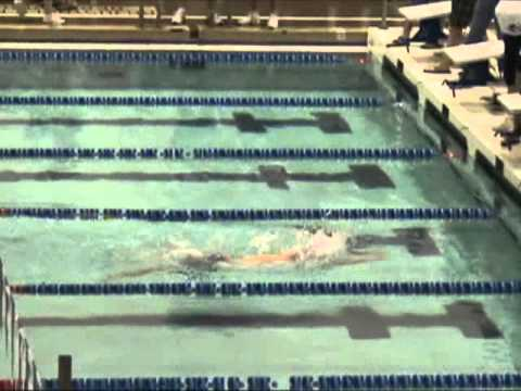 30 July WI 13 & O State Prelims 100M BR Tyler Remmel gets Olympic Trial Cut.mp4