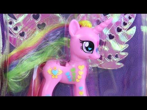 Cadance - Księżniczki ze Skrzydełkami - Rainbow Power - My Little Pony - www.MegaDyskont.pl