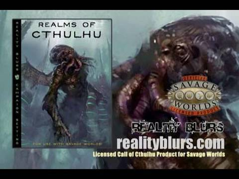 Game Geeks #137 Realms of Cthulhu by Reality Blurs