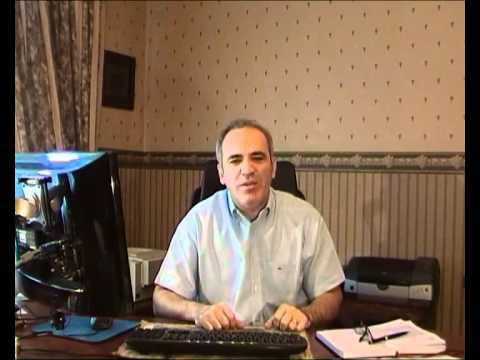 Gary Kasparov on 25 Years of ChessBase